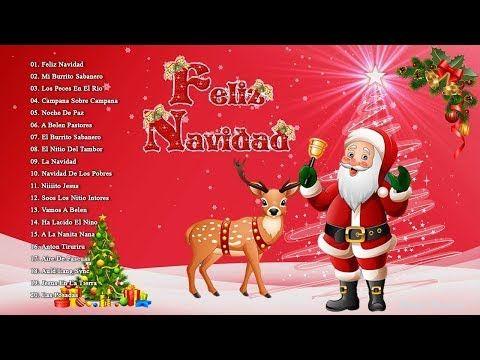 Villancico Feliz Navidad A Todos.La Mejor Musica De Navidad Las Mejores Canciones De