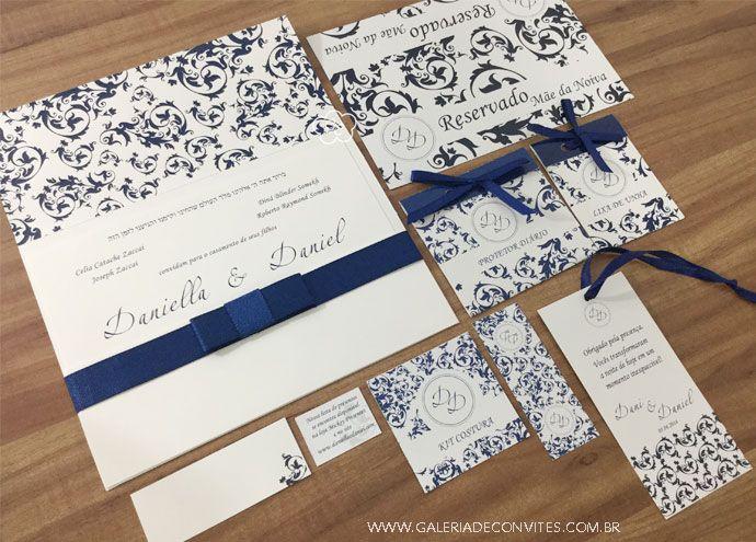 Identidade visual casamento. Identidade visual casamento composta por convite de casamento, cartão de reserva de mesa, kit toalete e tag de carro.