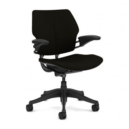 Humanscale Freedom - Ergonomic task office chair.  FREE shipping in Canada at Ugoburo.ca