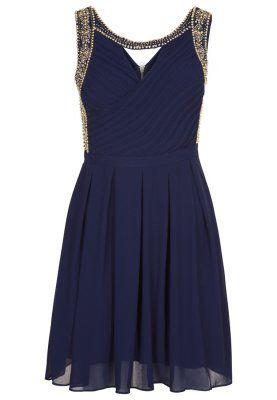 TFNC DIA - Vestito elegante - blu a € 75,00 (25/09/14) Ordina senza spese di spedizione su Zalando.it