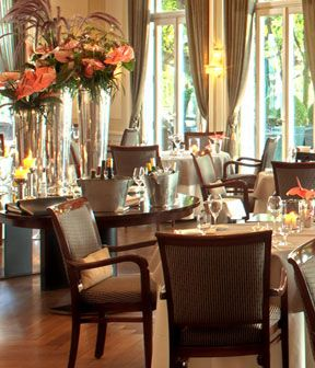 Soar to new culinary heights at Jacob's Restaurant in Hamburg