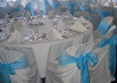 Sky Blue Wedding Decorations | Wedding Ideas