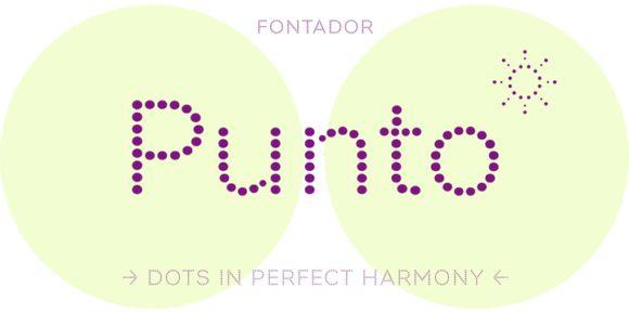 Punto (40% discount, from 16,79€)   https://fontsdiscounts.com/punto-40-discount-1799e?utm_content=buffer0997c&utm_medium=social&utm_source=pinterest.com&utm_campaign=buffer