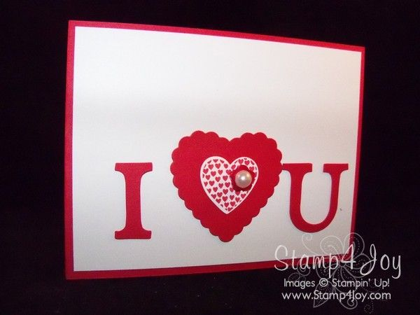 homemade valentine cards - Google Search   Valentines ...