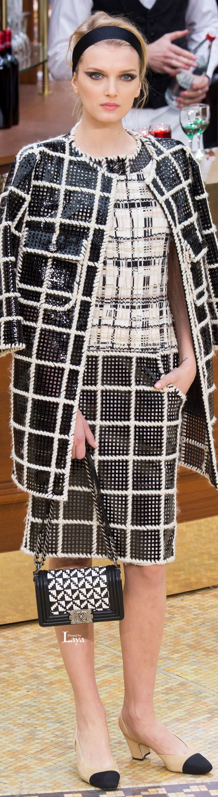 Chanel Fall Winter 2015-16 RTW