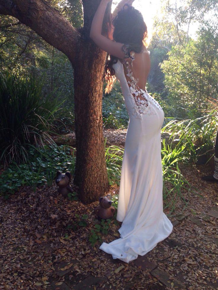 Beautiful gown made by daniella abi