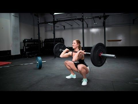 Age Group Qualifier Workout 4 Standards - YouTube