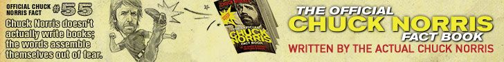 They once named a street after Chuck Norris, but they had to rename it because NO ONE CROSSES Chuck Norris!  Top 50 Chuck Norris Facts & Jokes | Chuck Norris Facts