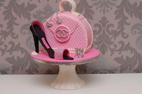 Torte Handtasche CakeBoss (18)