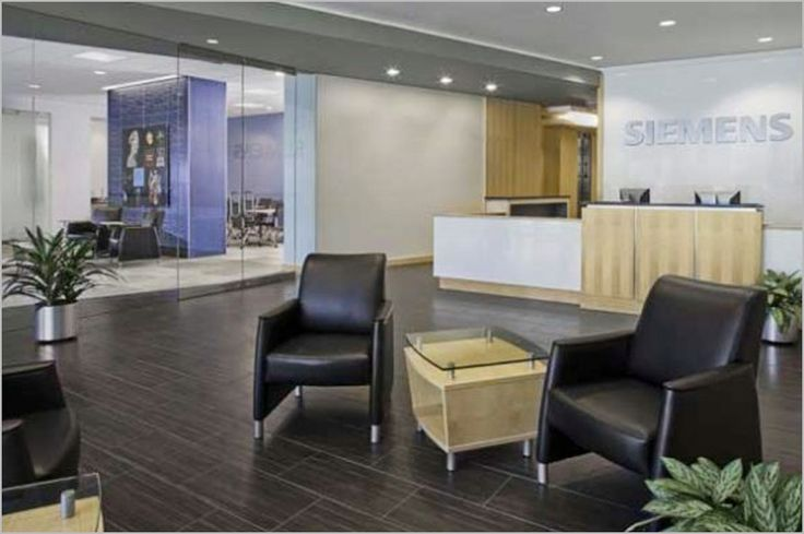 Pleasant-and-luxurious-reception-area-of-Siemens-Medical-Office-Interior-Design, Photo  Pleasant-and-luxurious-reception-area-of-Siemens-Medical-Office-Interior-Design Close up View.