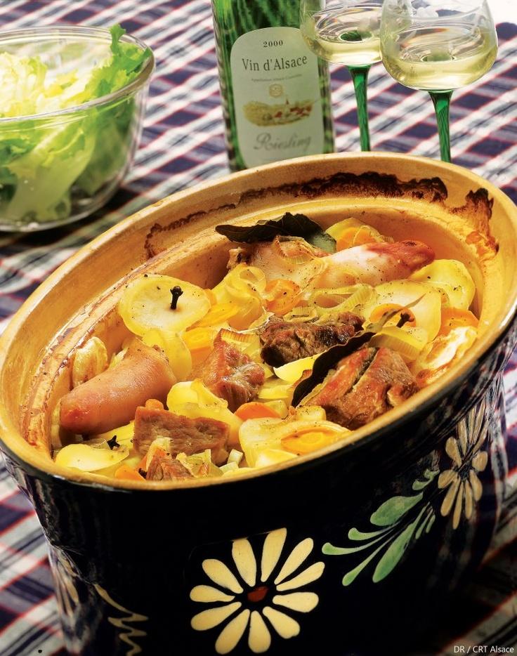 Les 18 meilleures images du tableau recettes alsaciennes sur pinterest alsace recettes - Alsace cuisine traditionnelle ...