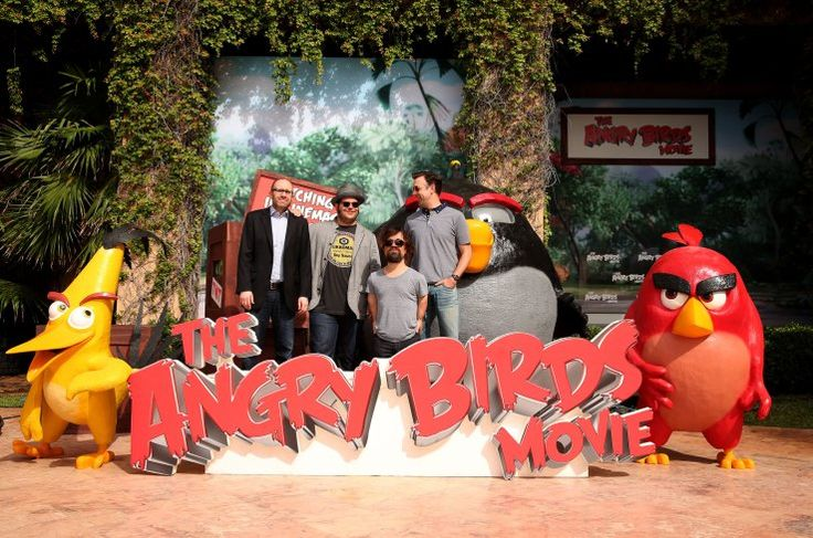 Why Angry Birds Games Aren't Enough For Rovio