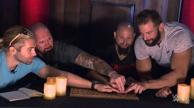 Ouija board...are you serious bro? https://www.wwe.com/videos/wwe-superstars-hold-a-creepy-spirit-board-seance