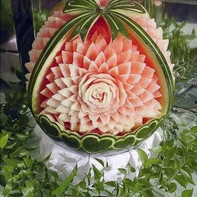 Watermelon food pinterest art foodies and