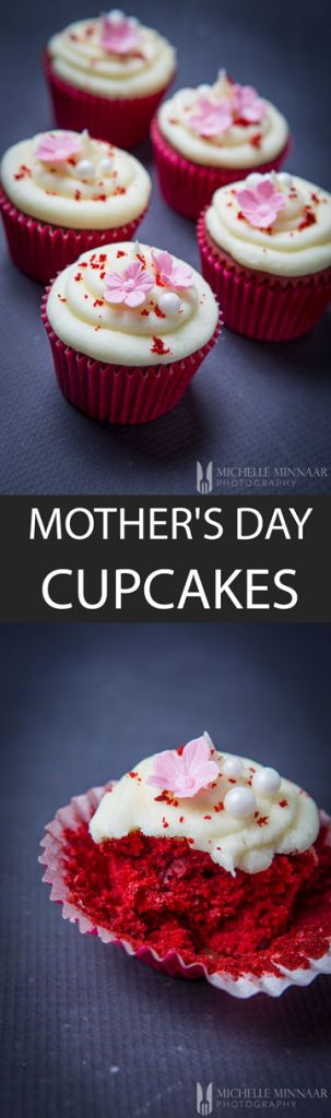 Mothers Day Cupcakes Pin