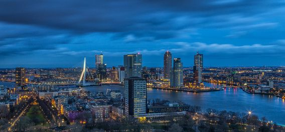 Rotterdam from above - Part five