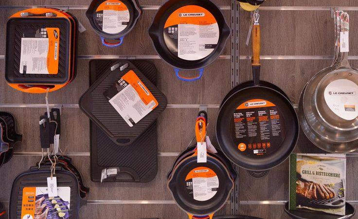 Consejos para la limpieza de sartenes de hierro fundido http://www.lecuine.com/blog/limpieza-sartenes-de-hierro-fundido/