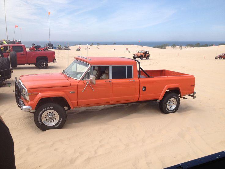 Jeep J20 For Sale >> j20 jeep at silver lake michigan | Jeep suv, Jeep pickup, Jeep truck