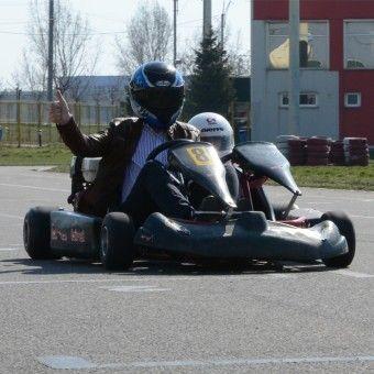 Cursuri de Karting in Bacau - Speed Park Bacau