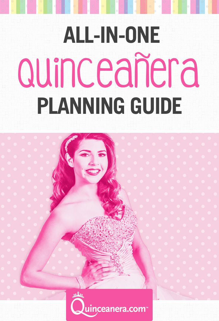 quinceanera planning The first step in planning a quinceañera is choosing a theme get started early by  deciding what kind of party your daughter wants to have, and.