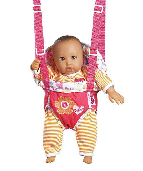 Take a look at the Orange Giggle Time Baby Doll Set on #zulily today!