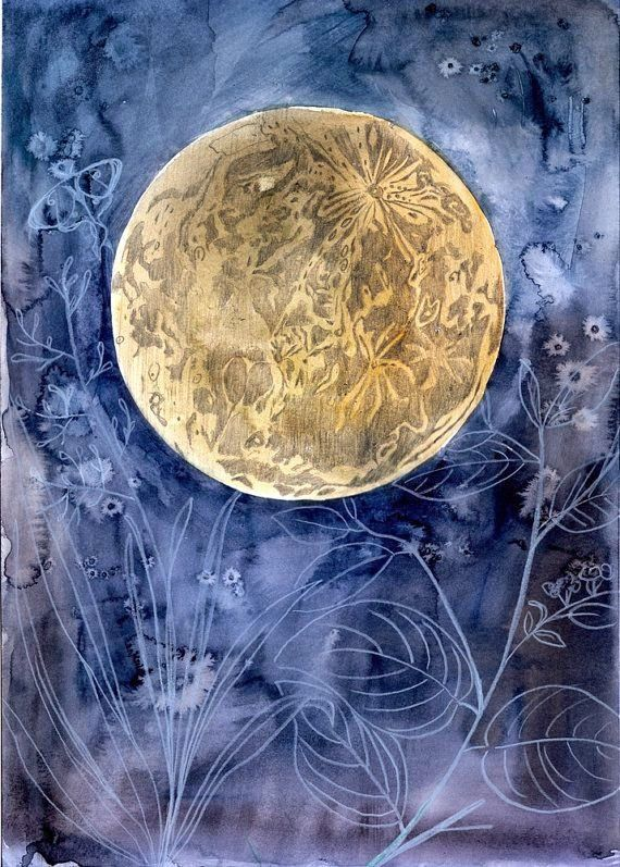 FULL MOON IN MAY IS THE FLOWER MOON 2015