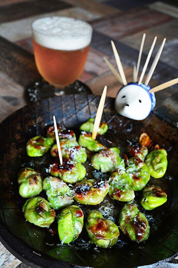 旬のおつまみ野菜。 そら豆のガーリックパルミジャーノ焼き by 青山清美(金魚) | レシピサイト「Nadia | ナディア」プロの料理を無料で検索