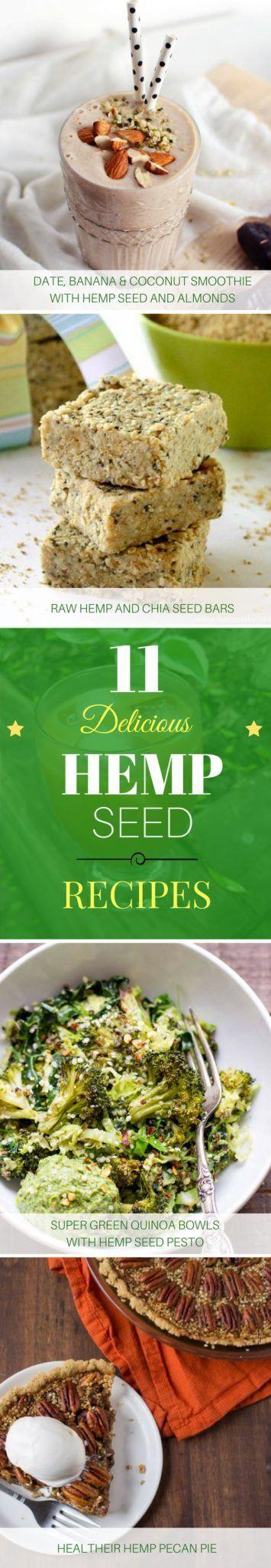 hemp seed recipes