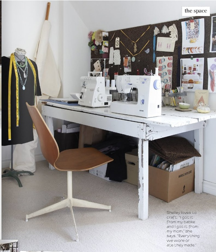 11 best Sewing Room images on Pinterest | Sewing rooms, Craft and ...