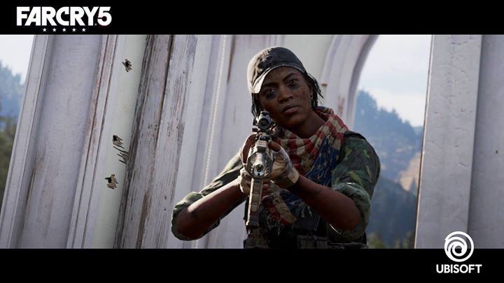 Schon den neuen Trailer zu FAR CRY 5 gesehen? :D  Am 27. März 2018 geht' endlich los! ;) #fashion #style #stylish #love #me #cute #photooftheday #nails #hair #beauty #beautiful #design #model #dress #shoes #heels #styles #outfit #purse #jewelry #shopping #glam #cheerfriends #bestfriends #cheer #friends #indianapolis #cheerleader #allstarcheer #cheercomp  #sale #shop #onlineshopping #dance #cheers #cheerislife #beautyproducts #hairgoals #pink #hotpink #sparkle #heart #hairspray #hairstyles…