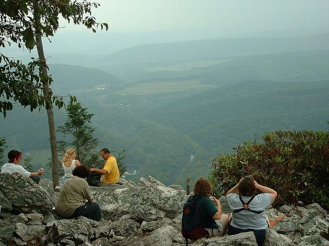 10 Epic Hiking Spots In Pennsylvania That Are Out Of This World 1. Hawk Mountain Sanctuary, Albany Township