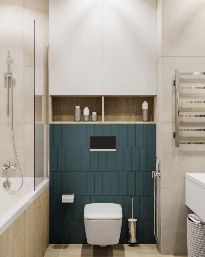 Decoration Des Toilettes Wc 101 Astuces Pour Les Reveiller En 2020 Decoration Toilettes Deco Toilettes Interieur Salle De Bain