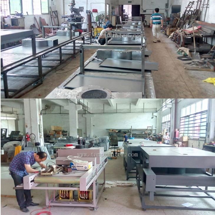 TM-IR1000 High Quality Drying Conveyer Industry Sheet Infrared Dryer Tunnel Oven Suppliers and Manufacturers China - Customized Brands Products - Tamprinter Printing Machinery