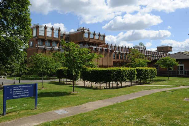 University of Reading 'Lego Building' gets Grade Two listing - Get Reading