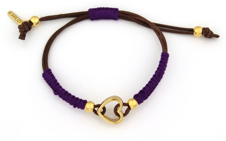 You can win one a bracelet from our fall/winter collection - go to: www.facebook.com/arlizi to join the contest!