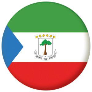 Equatorial Guinea Country Flag