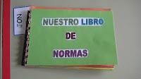 LOS PEQUES DE MOVERA. UNA SALIDA AL MUNDO: LAS NORMAS DE CLASE