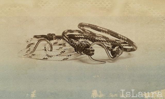 tuotorial bracciali semplici