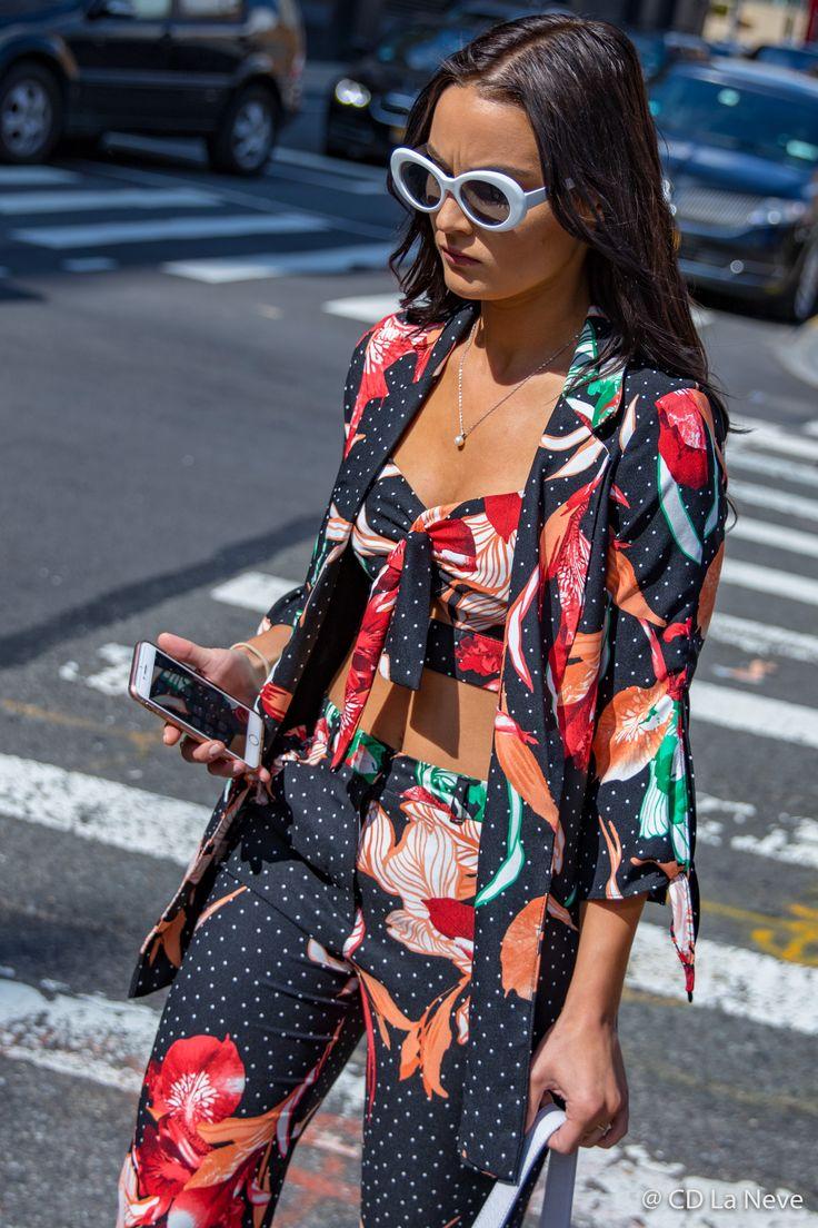 Noor By Noor Street Style New York Fashion Week NYFW SS18