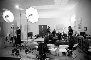 Investec GB Women's Hockey Team Shoot, November 2011.