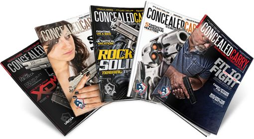 Join over 200,000 of your fellow responsibly armed Americans who read every issue of Concealed Carry Magazine from cover to cover. You can download your first issue of this no-holds-barred, politically incorrect publication in just 5 minutes…