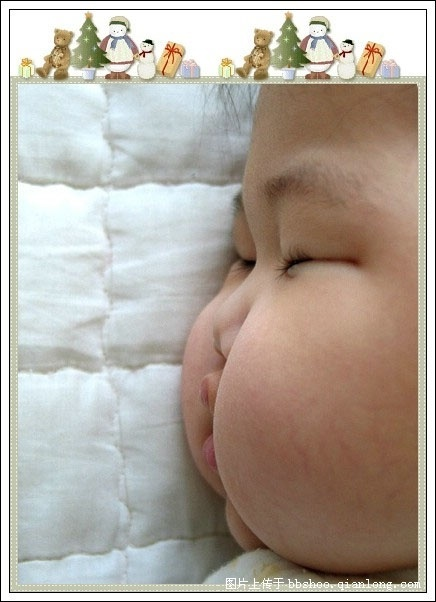 fat fat fat cheeks. See photo credit at the LOWER RIGHT.