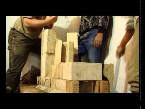A fa hatékony tüzelése - Rakétakályha építése Gömörszőlősön