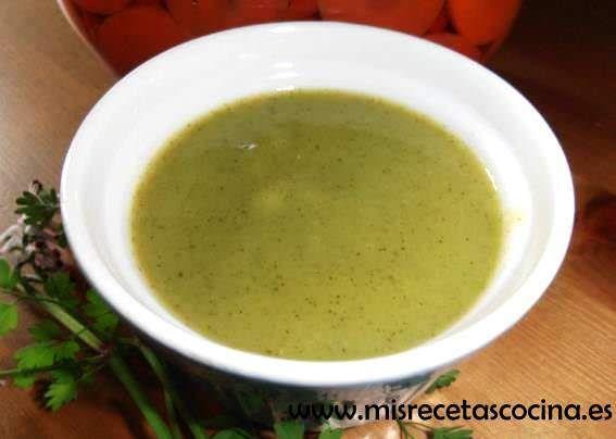 Crema de verdures ràpida Thermomix
