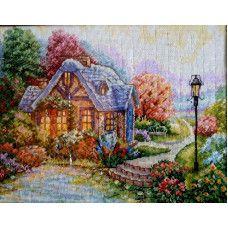 Набор для вышивки RTO M247 Дом, милый дом