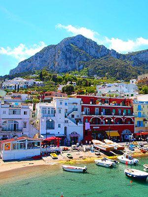 Capri, Italy #honeymoon