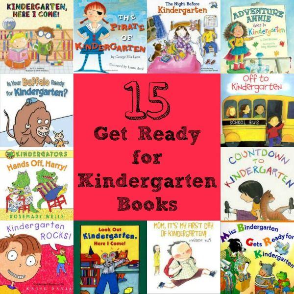 5728eeff349a3c879213fdf05e961b8f  kindergarten books kindergarten readiness - Getting Ready For Kindergarten
