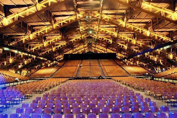Halle Tony Garnier - Salle de spectacle et concert - Lyon