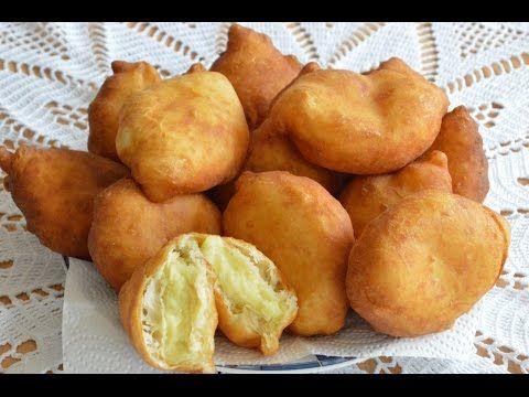 Пирожки с картошкой - YouTube