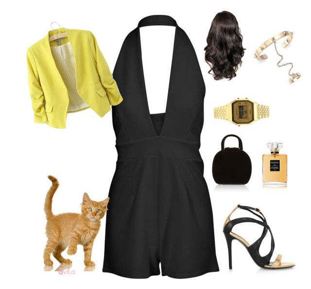 """Evening date for July, 2015"" by avita-co ❤ liked on Polyvore"